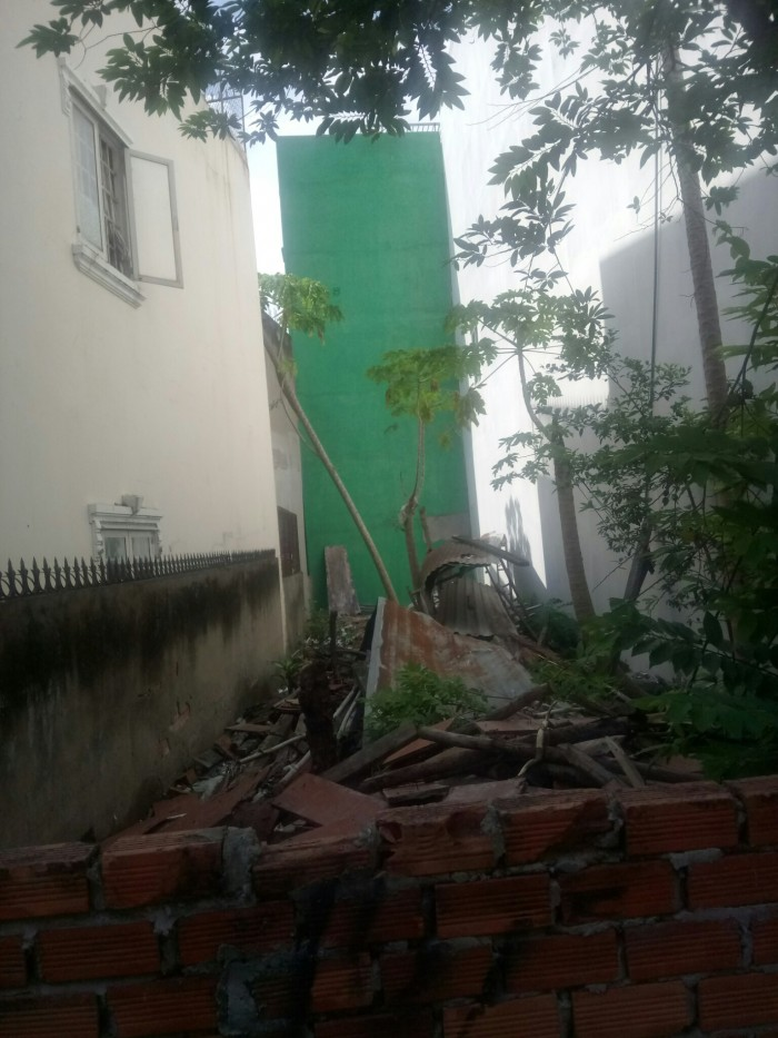 Bán nhà đường nội bộ 10m vĩa hè 4x20.5 giá 5.1 tỷ Huỳnh Thiện Lộc