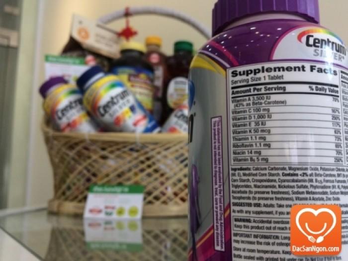 Bổ sung Vitamin tổng hợp/Khoáng chất bổ sung