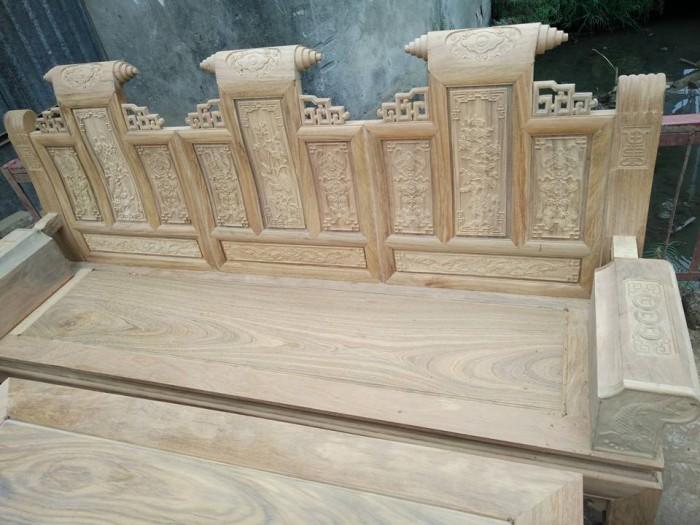Bộ bàn ghế âu á kiểu cuốn thư tay hộp gỗ lim3