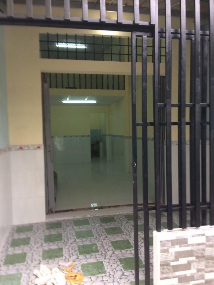 Bán gấp nhà hẻm Trần Thủ Độ, dt: 3x11m, giá: 1,88 tỷ, P. Phú Thọ Hoà, Q. Tân Phú