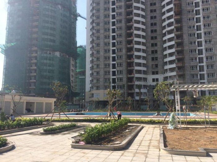 Cần bán gấp căn hộ Him Lam Chợ Lớn, Dt 97m2, 2 phòng ngủ, nhà rộng thoáng mát, giá bán 2.5 tỷ