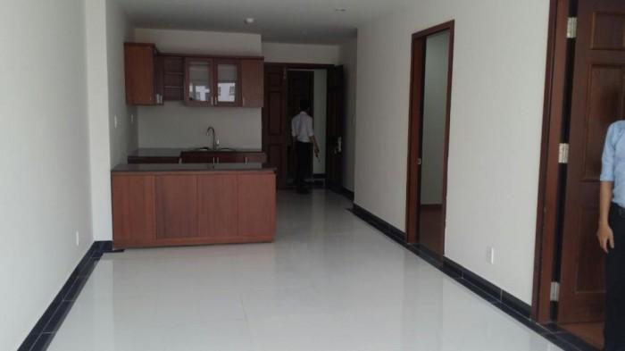 Cho thuê gấp CHCC Giai Việt Residence Q.8 78m2 2PN giá 9 triệu/th.