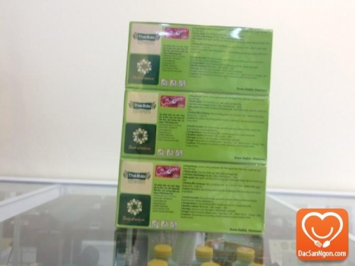 Thông tin sản phẩm Trà Tim Sen túi lọc hộp 20 tép Thái Bảo