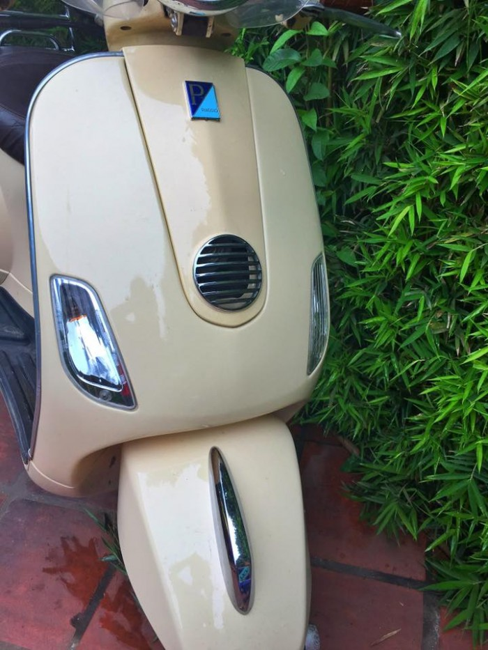 Vespa LxV125ie date 2014, đời cuối của xe nhập