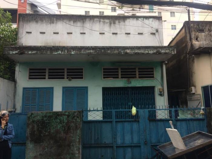 Nhà bán hẻm xe hơi đường Ông Ích Khiêm, P5 Q11 gần Vòng xoay Đầm Sen.