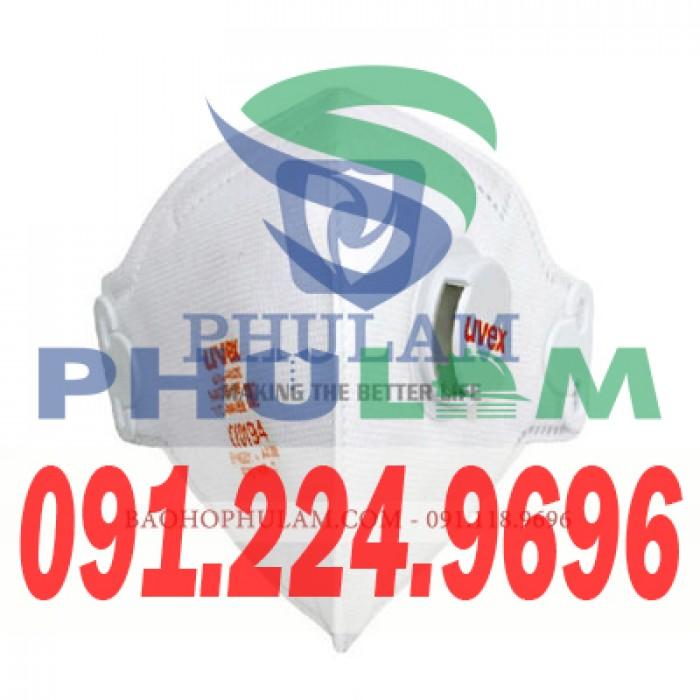 Khẩu trang phòng độc UVEX giá rẻ-BHLĐ