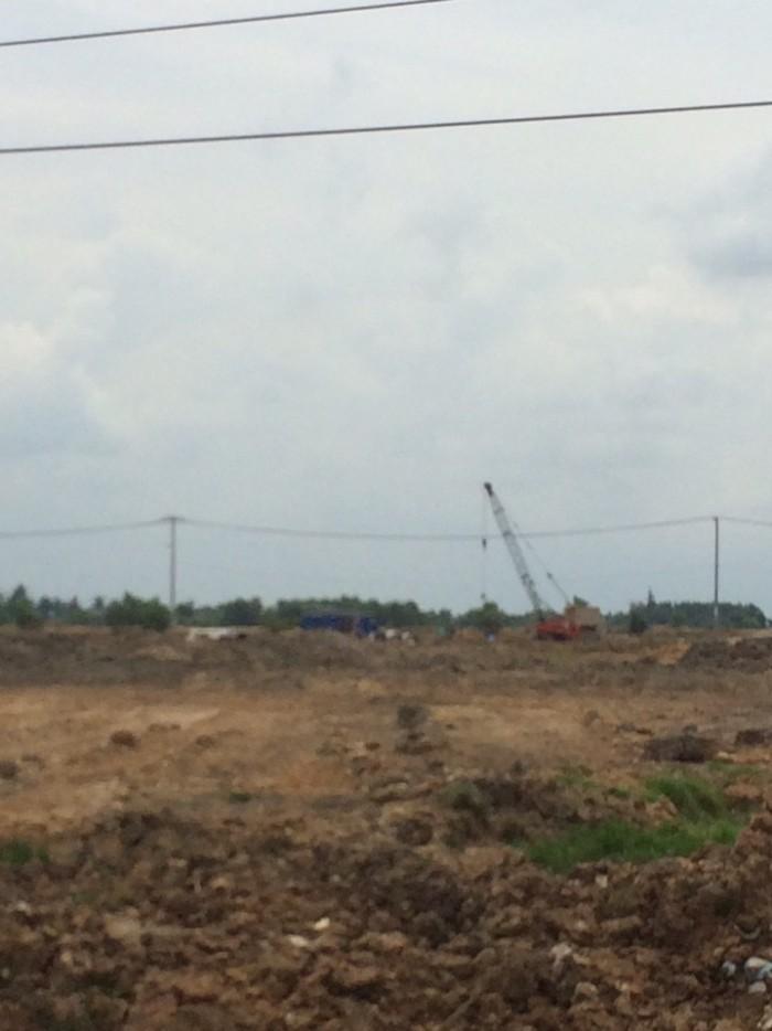 Bán đất xây trọ ngay khu công nghiệp Phú An Thạnh sổ hồng riêng