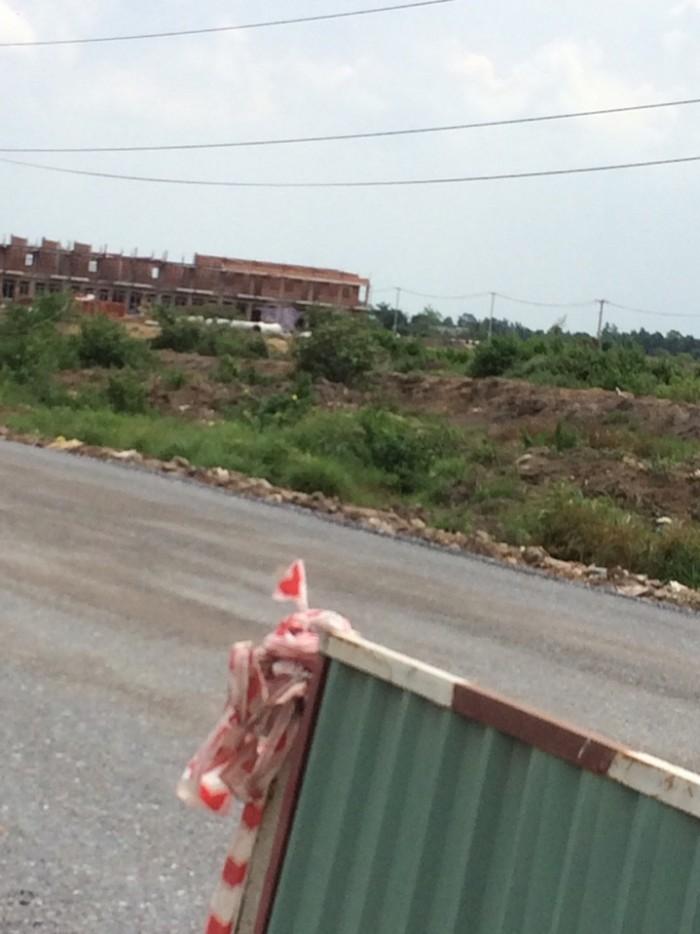 Dự án đất nền khu dân cư Phú An Thạnh