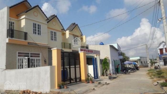 Nhà 1 Trệt 1 Lầu,Shr,530Tr/Nhận Nhà,Nguyễn Hữu Trí Cách Chợ Đệm 3Km