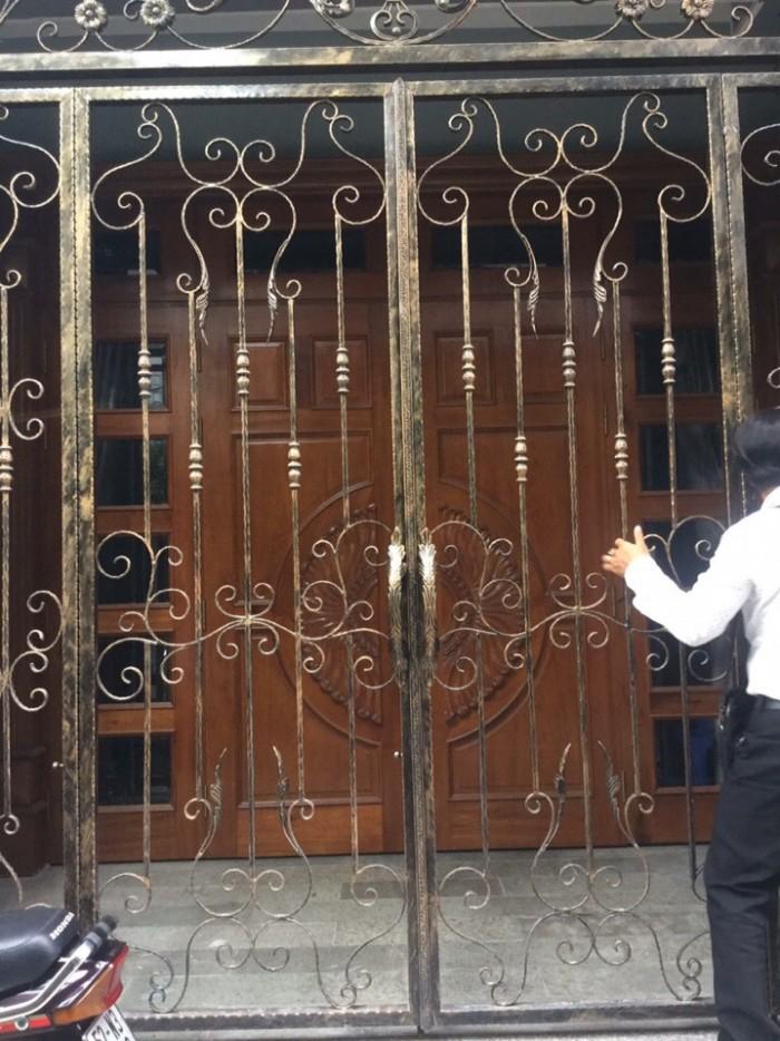 Bán Nhà Hẻm Xe Hơi Huỳnh Tấn Phát, Dt:4x12m2, Giá:3.4 Tỷ