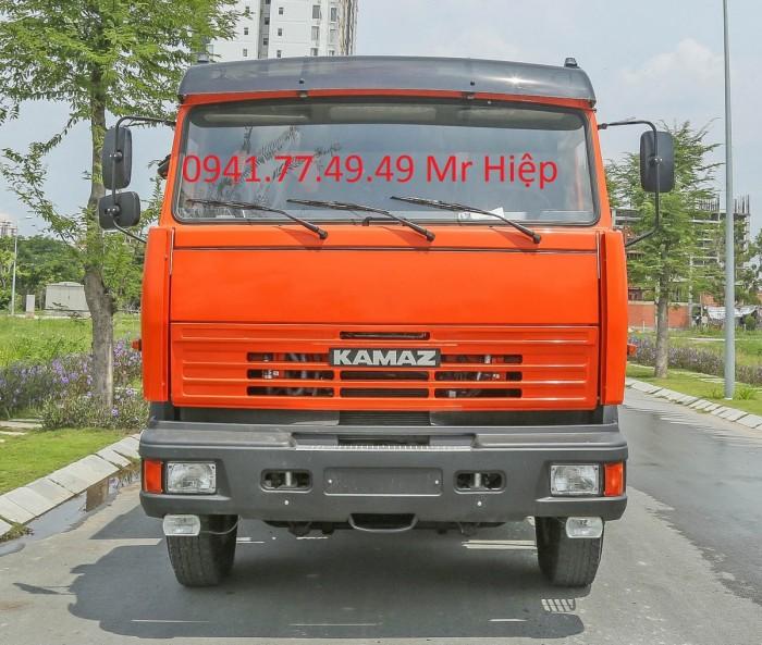Hàng mới về ! Dòng sản phẩm xe ben Kamaz