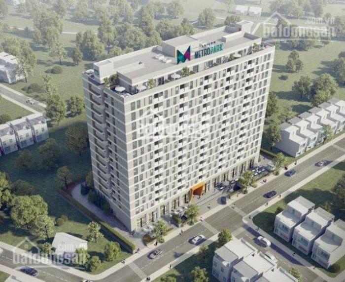 Tôi cần bán lại căn hộ Sài Gòn Metro Park, quận thủ đức. căn 2PN, 980tr