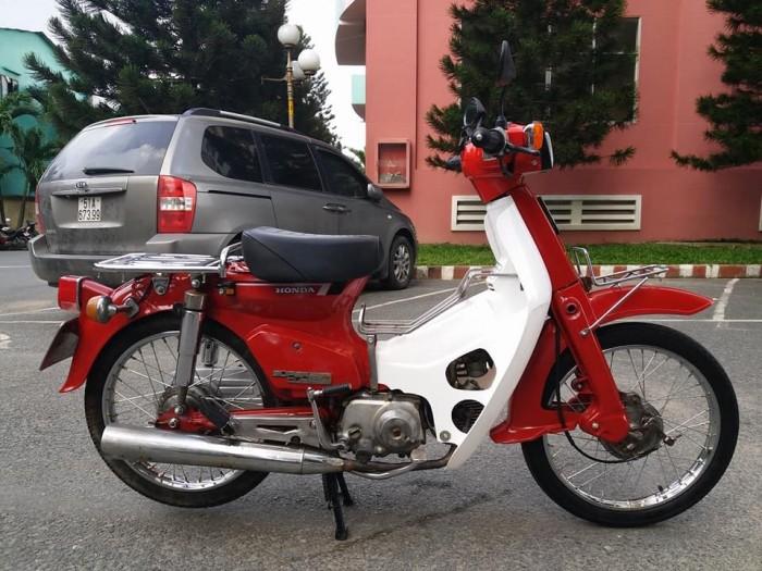 Honda Cub các loại sản xuất năm 1987