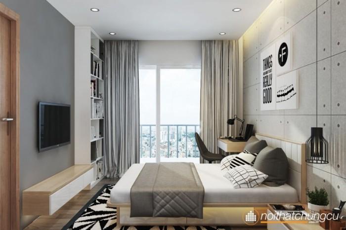 Cần bán căn hộ cao cấp Masteri thảo điền 1 phòng ngủ tháp T1, lầu cao, giá tốt