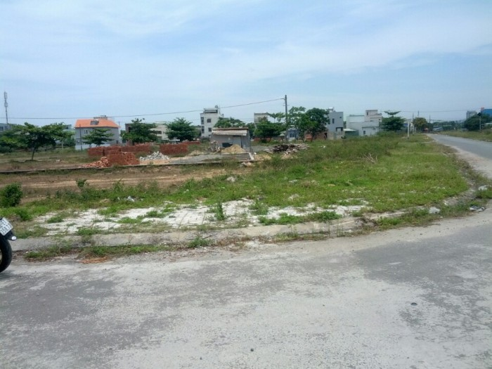 Đất Lô 2 Mặt Tiền Đường Phan Văn Trường, Hòa Khánh