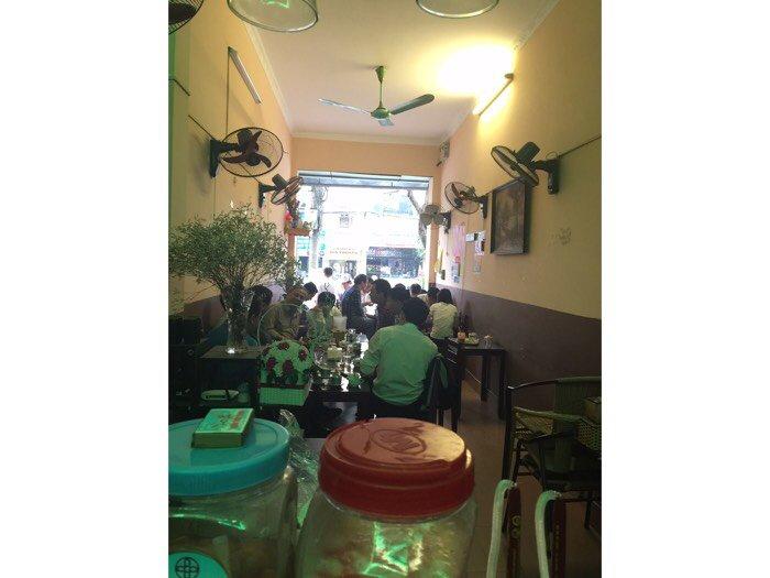 Nhượng Quán cafe đường Trần Đăng Ninh