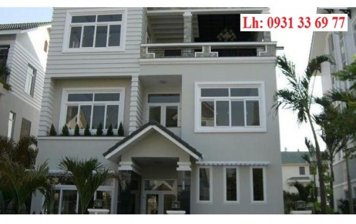 Bán nhà Quận 1, đường Trần Khắc Chân , dt: 12x21m
