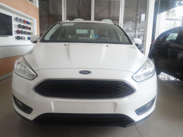 Ford Focus sản xuất năm 2017 Số tự động Động cơ Xăng