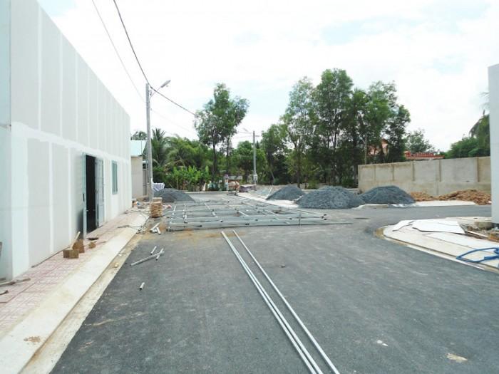 Đất nền giá rẻ Quận 9, ngay trung tâm phường Long Phước chỉ 750 triệu/nền