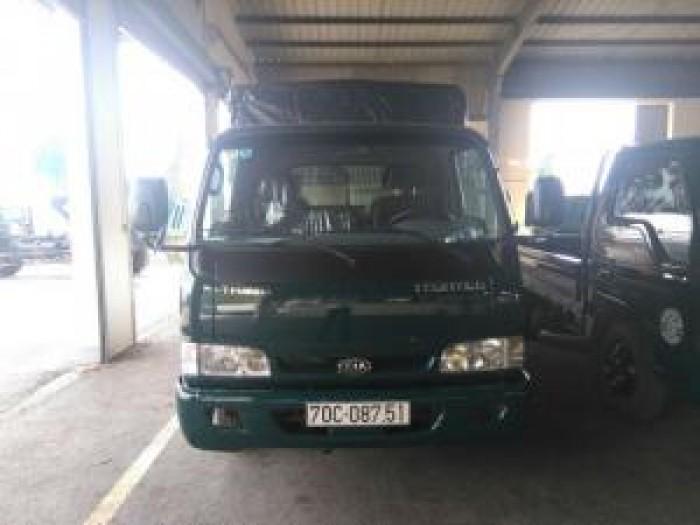 Tây ninh,giá xe tải ben tây ninh, bán xe tải Kia K165S/ Kia 2T4 đời 2017