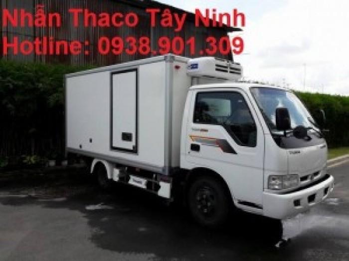 Tây ninh,giá xe tải ben tây ninh, bán xe tải Kia K165S/ Kia 2T4 đời 2017 4