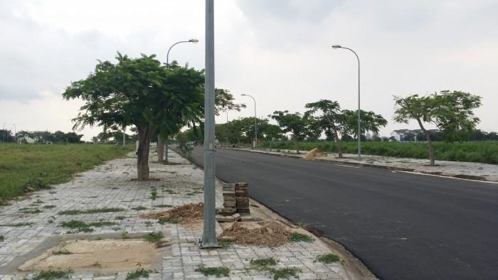Đất nền dự án Phú Nhuận 2,đường 25m Lâm Q Ky Q2