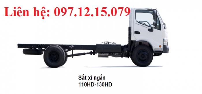 Xe tải hino 5 tấn giá rẻ chất lượng tốt tại hà nội