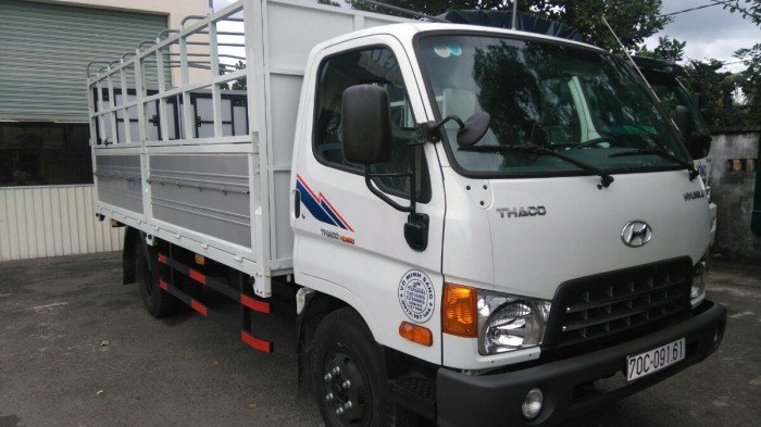 Tải Hyundai 5t,6t,7t,8t,Thaco Tây Ninh khuyến mãi lớn ,trả góp ngân hàng 0