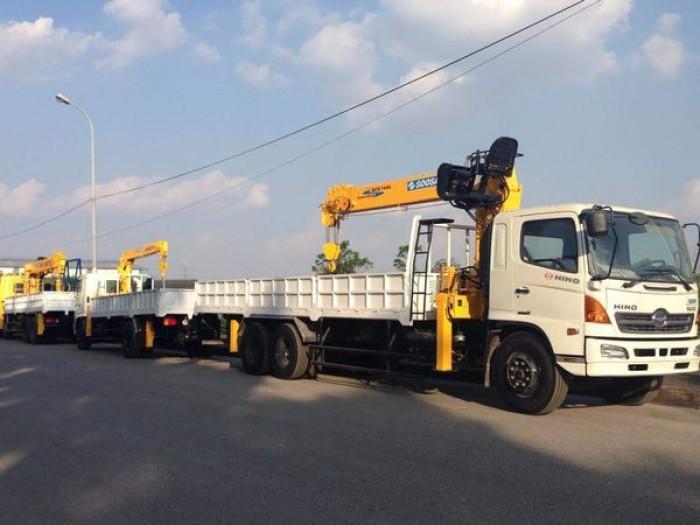 Xe tải hino 24 tấn giá rẻ, chất lượng tốt