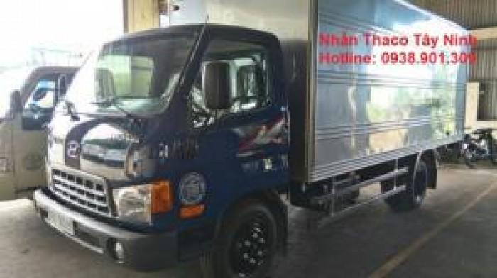 Tải Hyundai 5t,6t,7t,8t,Thaco Tây Ninh khuyến mãi lớn ,trả góp ngân hàng 1
