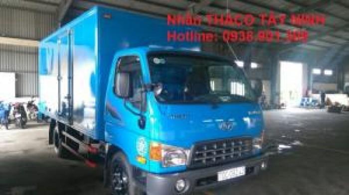 Tải Hyundai 5t,6t,7t,8t,Thaco Tây Ninh khuyến mãi lớn ,trả góp ngân hàng 3
