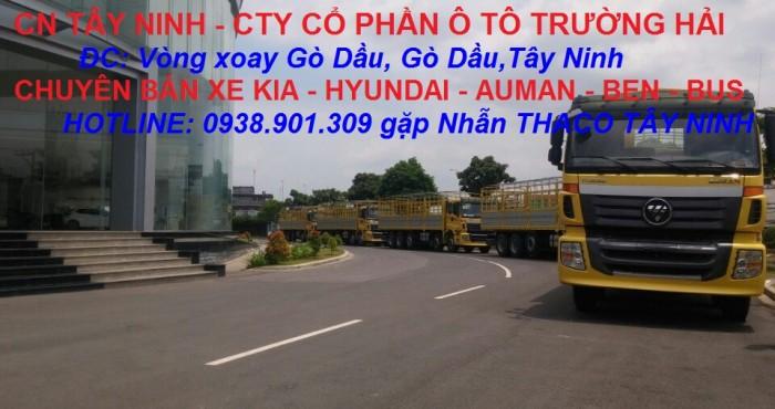 Tải Hyundai 5t,6t,7t,8t,Thaco Tây Ninh khuyến mãi lớn ,trả góp ngân hàng 5