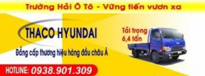 Tải Hyundai 5t,6t,7t,8t,Thaco Tây Ninh khuyến mãi lớn ,trả góp ngân hàng 6