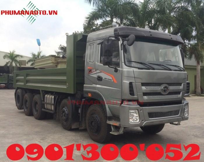 Xe ben Dongfeng Trường Giang 5 Chân – 18 tấn – 18T uy tín Sài Gòn 2