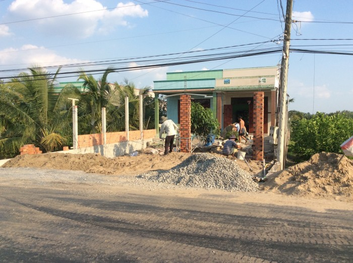 Đất siêu rẻ Xây Trọ Ngay KCN Phú An Thạnh Đã Có Sổ Hồng Chính Chủ