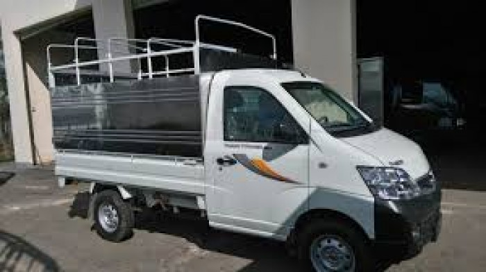Thaco Khác sản xuất năm 2017 Số tay (số sàn) Xe tải động cơ Xăng