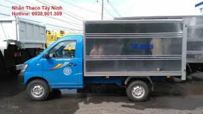 Giá xe tải nhỏ máy xăng 500kg,700kg,990kg,xe towner990, xe tải thaco towner990 - 990kg,chỉ với 70 triệu là có xe ngay. 5