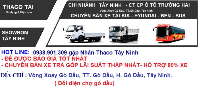 CTY Cổ Phần Ô Tô Trường Hải ,giá xe tải nhẹ máy xăng 900kg,990kg,xe tải 500kg,850kg,900kg,giá rẻ 6
