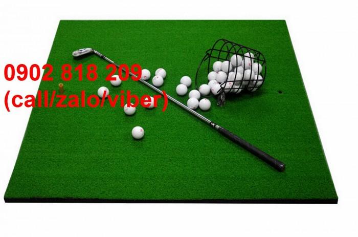 Thảm tập golf, swing mat, thảm swing mới 100%