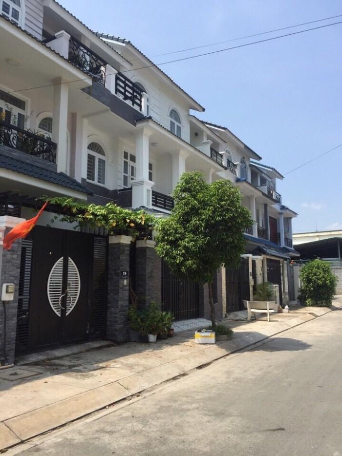 Bán nhà mặt tiền đường Tân Lập 2 , Hiệp Phú,Q9