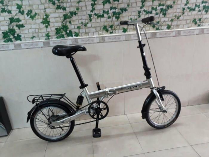 Xe đạp xếp nhôm XDS