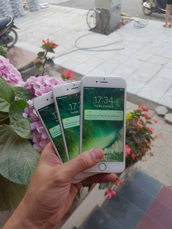 Bãi Cháy iCenter Chuyên iPhone, iPad  đã qua sử dụng giá siêu tốt0