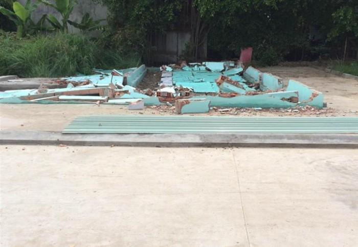Bán lô đất mặt tiền Thạnh Xuân 52, phường Thạnh Xuân, quận 12. 5x16m, shr