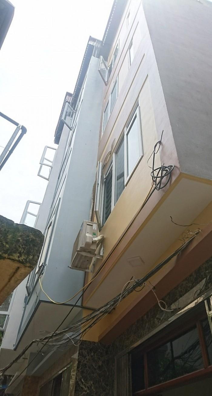 Bán nhà Yên Phúc- Văn Quán, 46m2x4T, Lô Góc Ôtô vào tận cửa, có bãi gửi Ôtô, gần chợ, UB Phương
