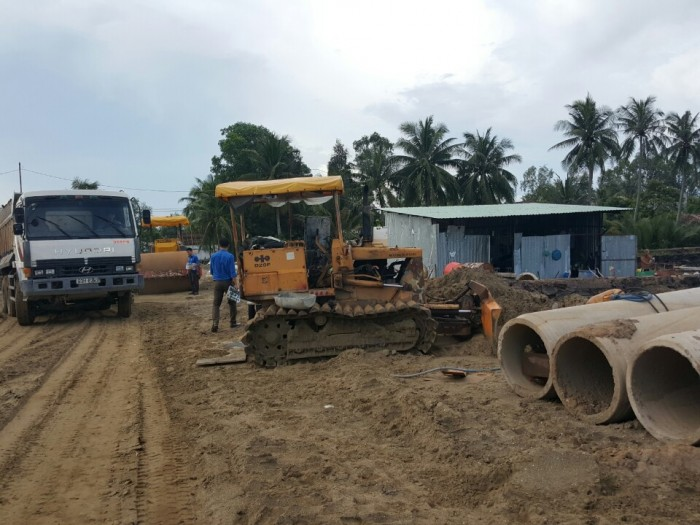 Bán đất mặt tiền Long Phước ngay Làng Đại Học mới quận 9, đất nền Quận 9