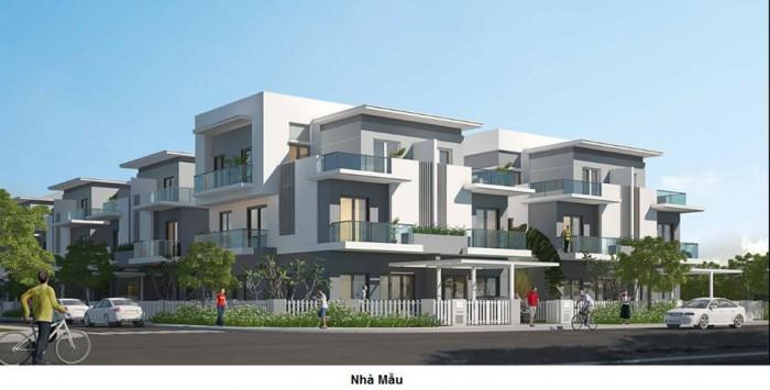Nhà phố Khang Điền 3,2 tỷ/căn, 3 PN ,  CK 18%,, TT 1%/tháng, khu compound