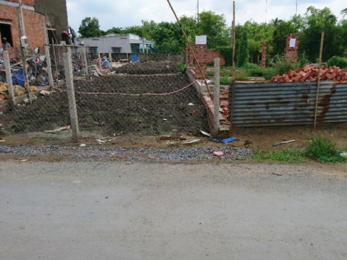 Làm ăn thua lỗ cần bán rẻ lô đất 1000m2 (thổ cư), mặt tiền đường Bùi Văn Sự, Bình Chánh