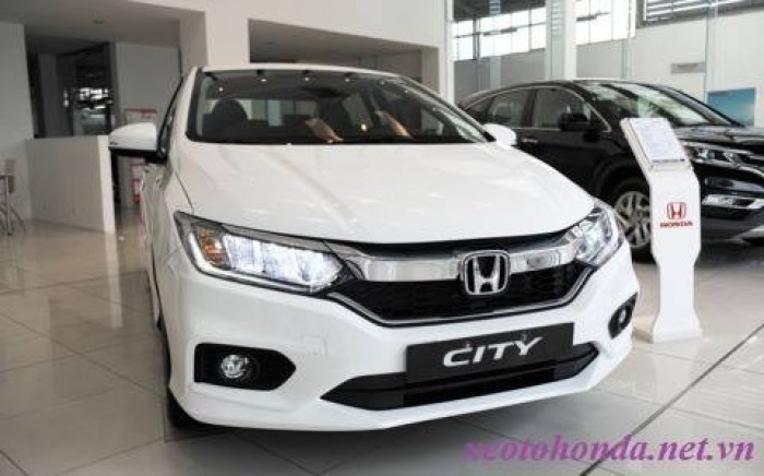 Honda City 1.5 TOP 2017
