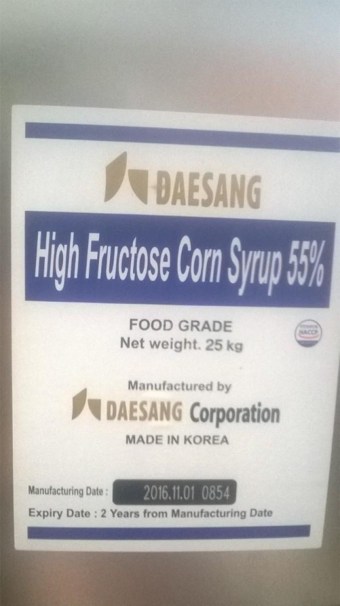 Syrup Fructose ( HFCS) 55%-nguyên liệu