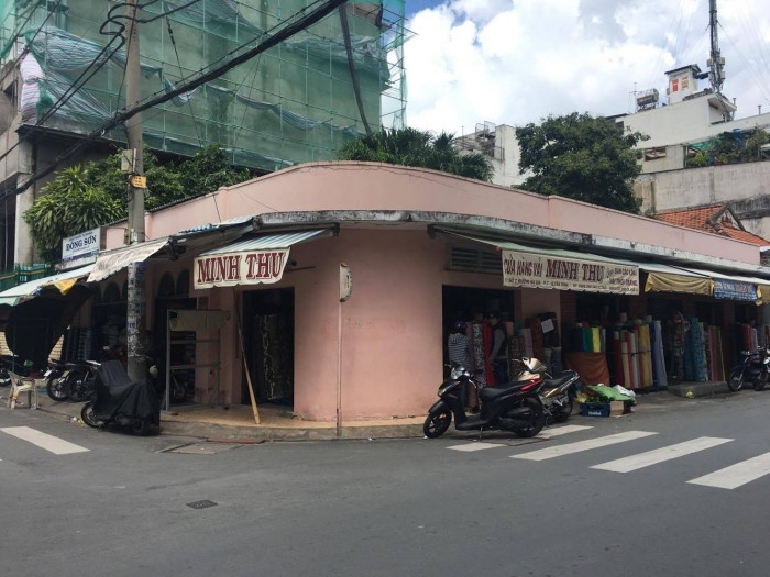 Bán khu nhà 2 MT Ba Gia - Đông Sơn, P.7, Tân Bình, 20x35m, cấp 4, giá 85 tỉ